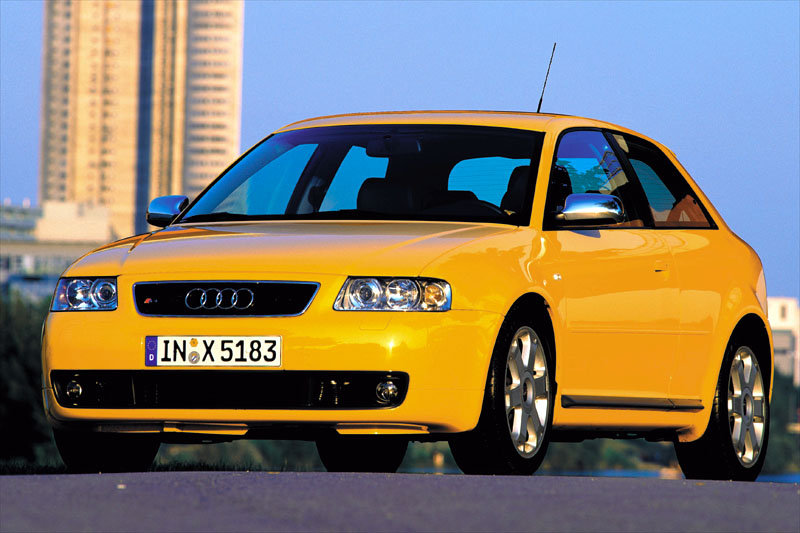 S3 3-deurs, hatchback | 2000-2003