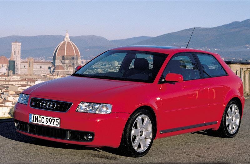 S3 3-deurs, hatchback | 1999-2000