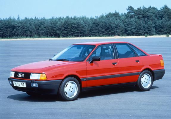 4-deurs, sedan | 1986-1991