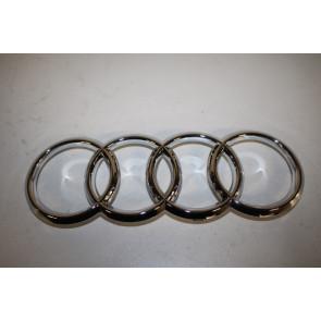 Audi Embleem grille chroom div. Audi modellen Bj 10-heden