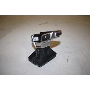 Onderstuk keuzehendelgreep zwart/rotsgrijs ENGELS Audi A4, S4, RS4, A5, S5, RS5 Bj 16-heden