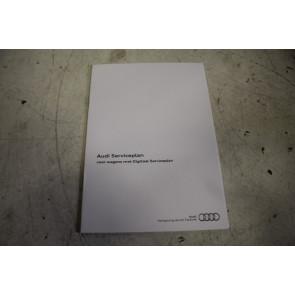 Audi serviceplan nederlandstalig div. Audi modellen Bj 16-heden