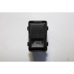 Schakelaar voor elektrische ruitmechanisme zwart div. Audi modellen