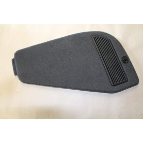 Afdekdeksel kofferbak links onyx Audi A3, S3 Bj 96-00