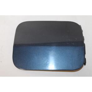 0555518 - 893809905A - Tankklep donkerblauw metallic Audi 80, 90 Bj 87-92