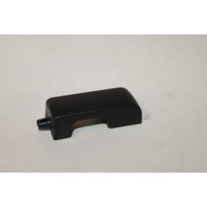 0556177 - 8K088167201C - Afdekkap stoel LV zwart div. Audi modellen Bj 08-heden
