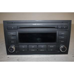 Autoradio Concert zwart Audi A4, S4 Bj 05-09